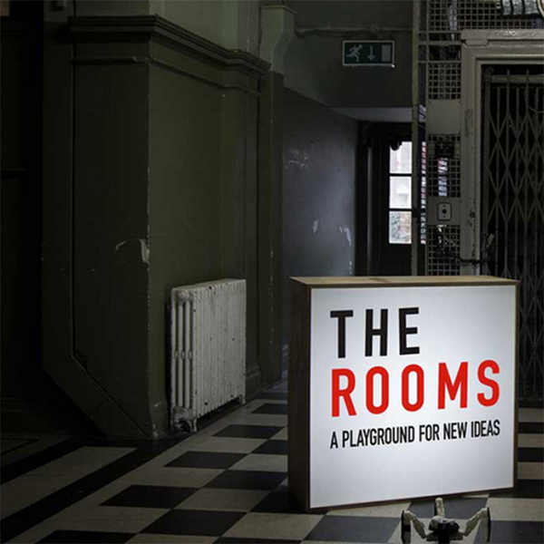The Rooms - A Playground for New Ideas