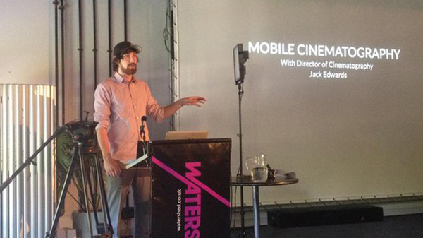 Jack Edwards: Making Movies with your Mobile