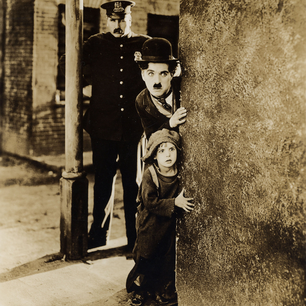 Chaplin's The Kid: The Inside Story