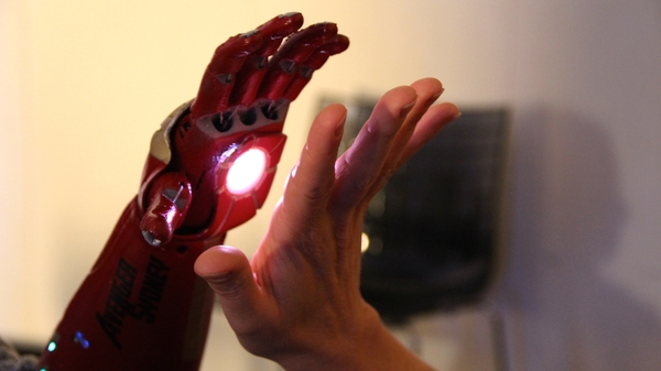 The Maker Movement, 3D Printing and Bionic Hands