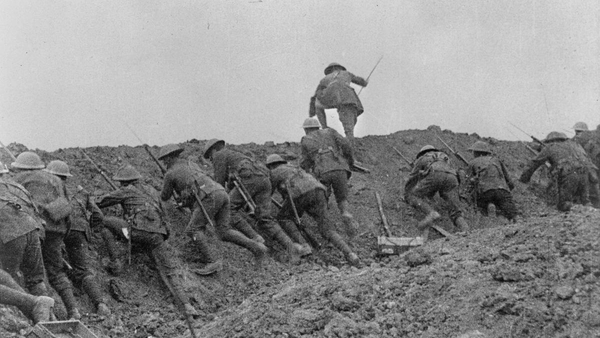 Battle of Somme + Panel Discussion