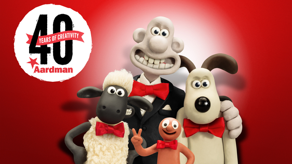 The Aardman 40th Anniversary Special