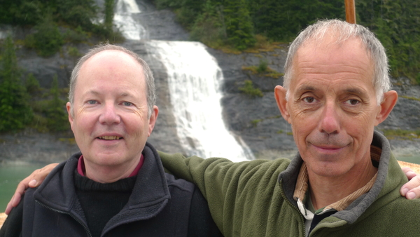 James Thornton and Martin Goodman