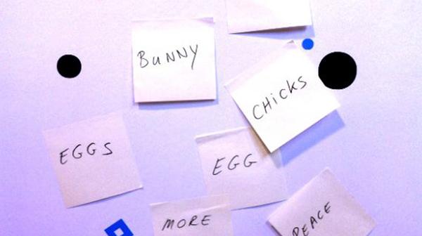 Lunchtime Talke Easter Break