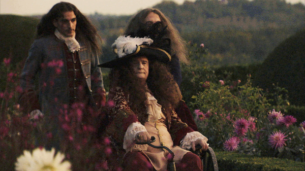 Death of Louis XIV