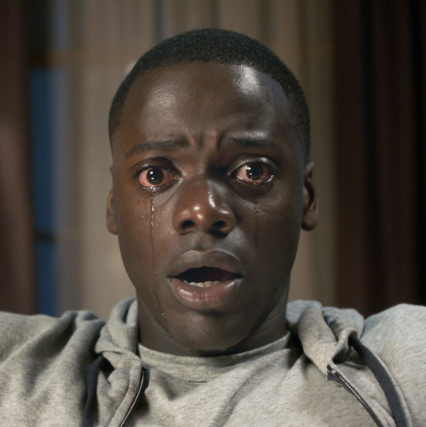Get out - scared