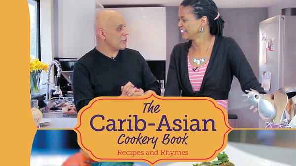 Carib-Asian Recipes and Rhymes