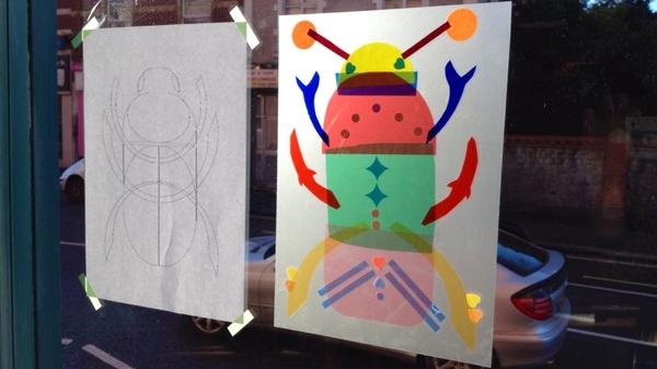 Insect Vinyl Making Workshop