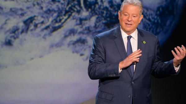 An Inconvenient Sequel - Al Gore Live in Conversation (via Satallite)
