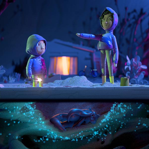 Animation 3: Life's Journey