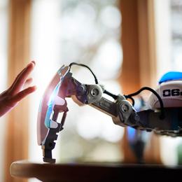 Come and play with MekaMon Robots!