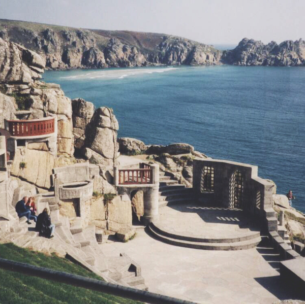 On the Rocks at the Minack Theatre