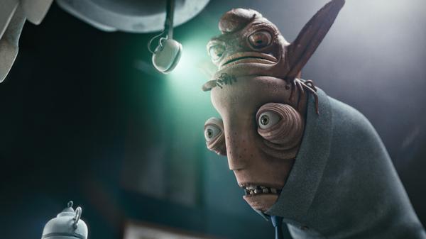 Living Animated Dreams - Filmakademie's Animationsinstitut