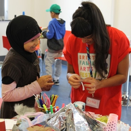Junction 3 Library - Family Arts and Animation Workshop