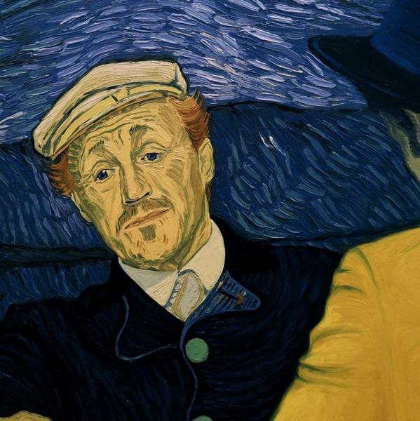 Deaf Conversations About Cinema: Loving Vincent
