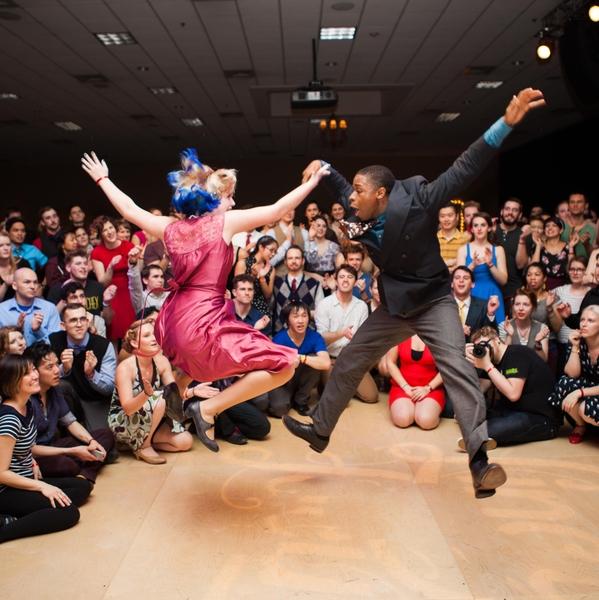 Swing Dance Bristol Presents...Alive & Kicking