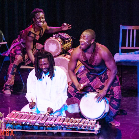 Afrika Eye Opening Party with Ballet Nimba Guinea