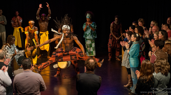 Dancing our Stories: Dance Workshop with Ballet Nimba