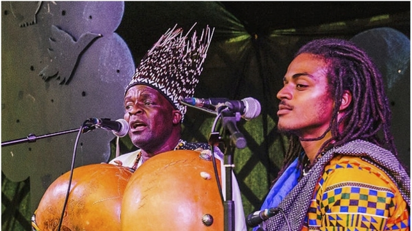 Mbira Masters: Chartwell and Shorai