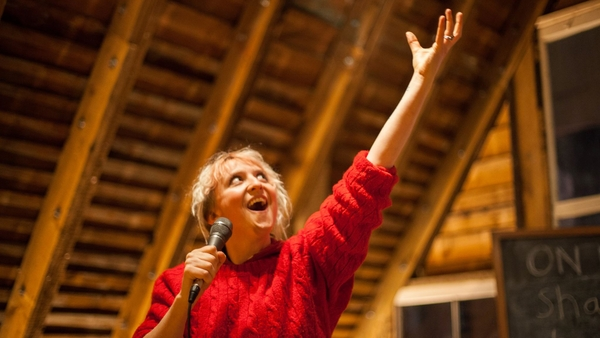 Family Arts Festival: Spoken Word Family Hour with Raise The Bar