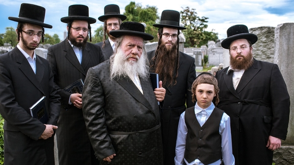 Deaf Conversations About Cinema: Menashe