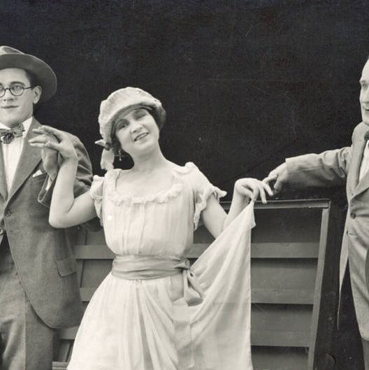Cocl & Seff: Austria's Laurel & Hardy