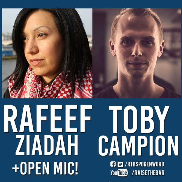 Raise the Bar - Feat. Rafeef Ziadah and Toby Campion