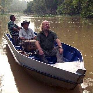Bill Bailey's Jungle Hero: Wallace in the Spice Islands