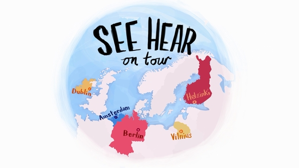 See Hear on Tour