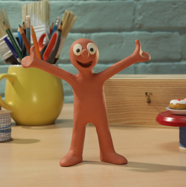 Aardman Animation Workshop 1: Build Your Own Morph
