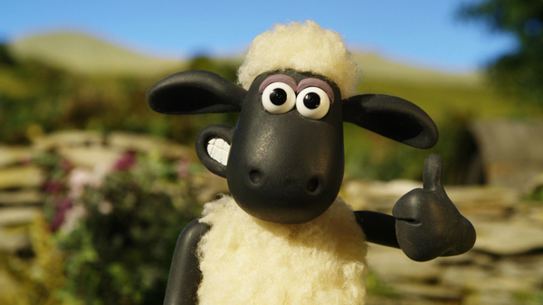 Aardman Animation Workshop 2: Build Your Own Shaun the Sheep