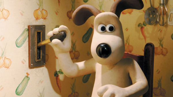 Aardman Animation Workshop 3: Build Your Own Gromit