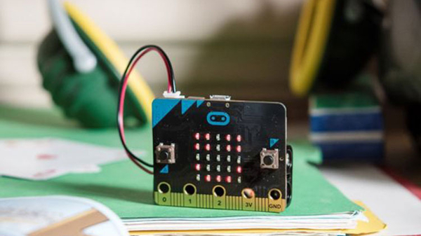 BBC micro:bit – for writing the future