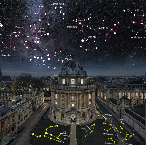 Making Star Light, Star Bright: How do you map stars onto a city?