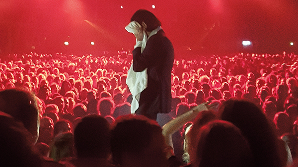 Nick Cave and the Bad Seeds recorded live in Copenhagen