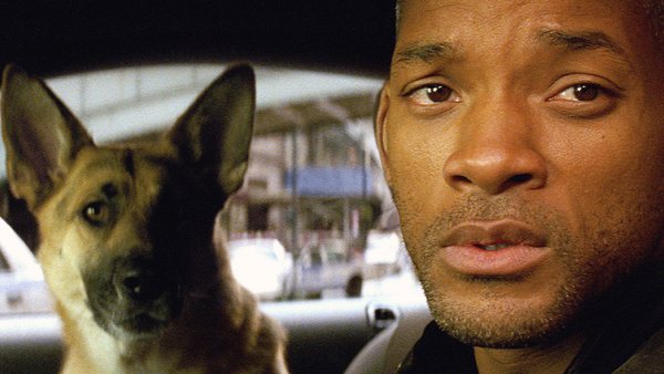 I Am Legend + Black Superheroes Discussion - Will and dog