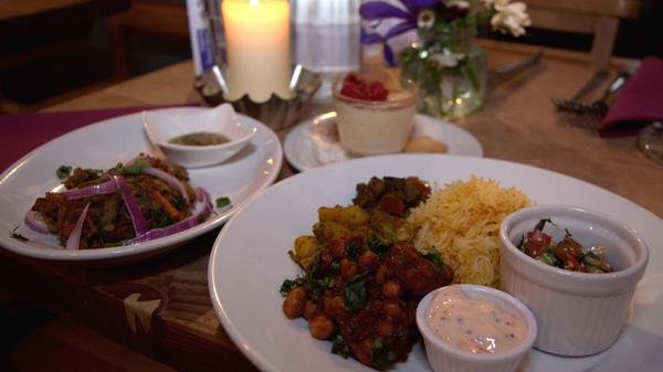 Vegan Monsoon Dining Experience