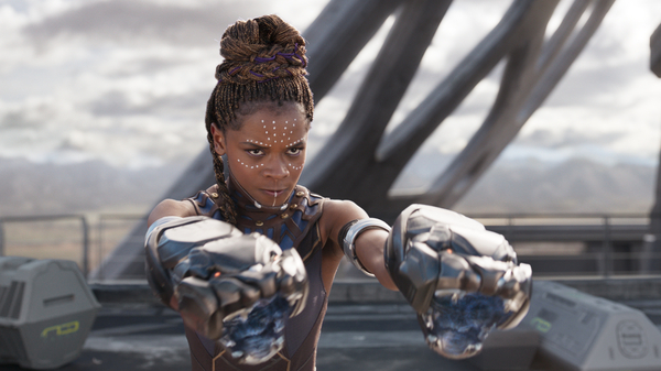 Free Outdoor Screening: Black Panther