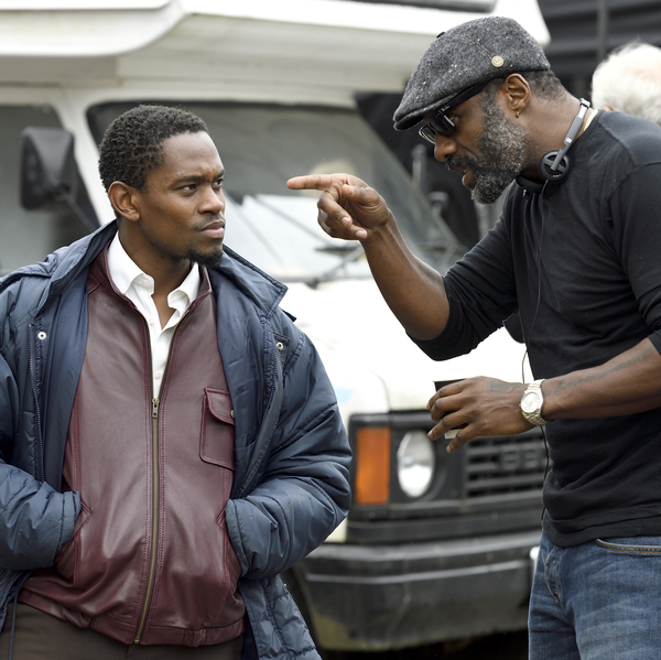 Preview: Yardie + satellite Q&A with Idris Elba