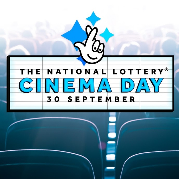 National Lottery Cinema Day