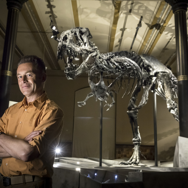 The Real T Rex with Chris Packham + Q&A