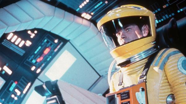 2001: A Space Odyssey - astronaut