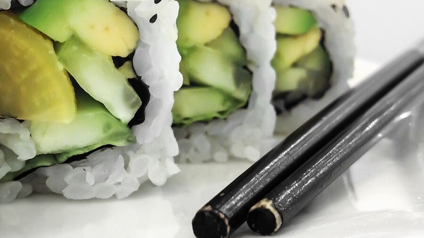 The Art of Vegetarian Sushi Workshop