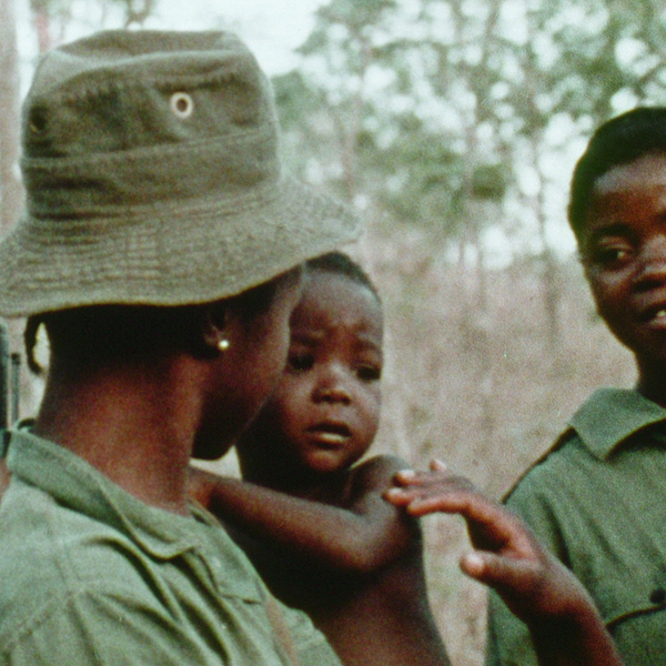 Concerning Violence - soldiers