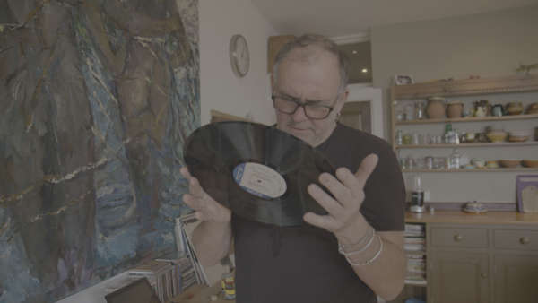 The Vinyl Revival + Q&A with Adrian Utley