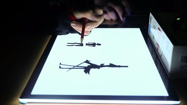 Animation creation with Emma