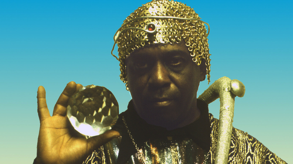 Space is the Place - Sun Ra