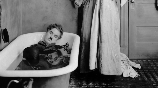 Chaplin at First National