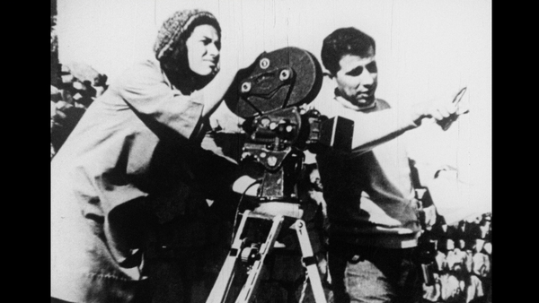 Cinema of the Palestinian Revolution