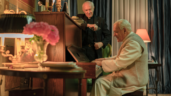 Relaxed Screening: The Two Popes